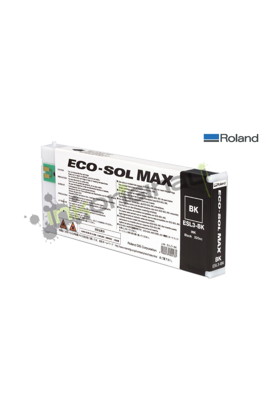 ECO-SOL MAX  - Black 220cc