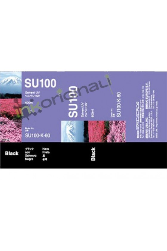 SU100 SUV BLACK INCHIOSTRO SACCA 600ML