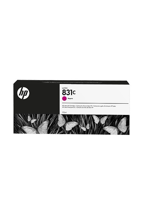 HP 831C Latex da 775 ml - Magenta